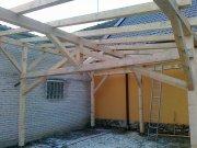 Příložany - Dřevěné konstrukce